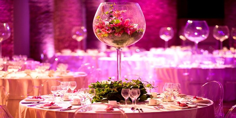 Planning Great Wedding Reception Table Decorations